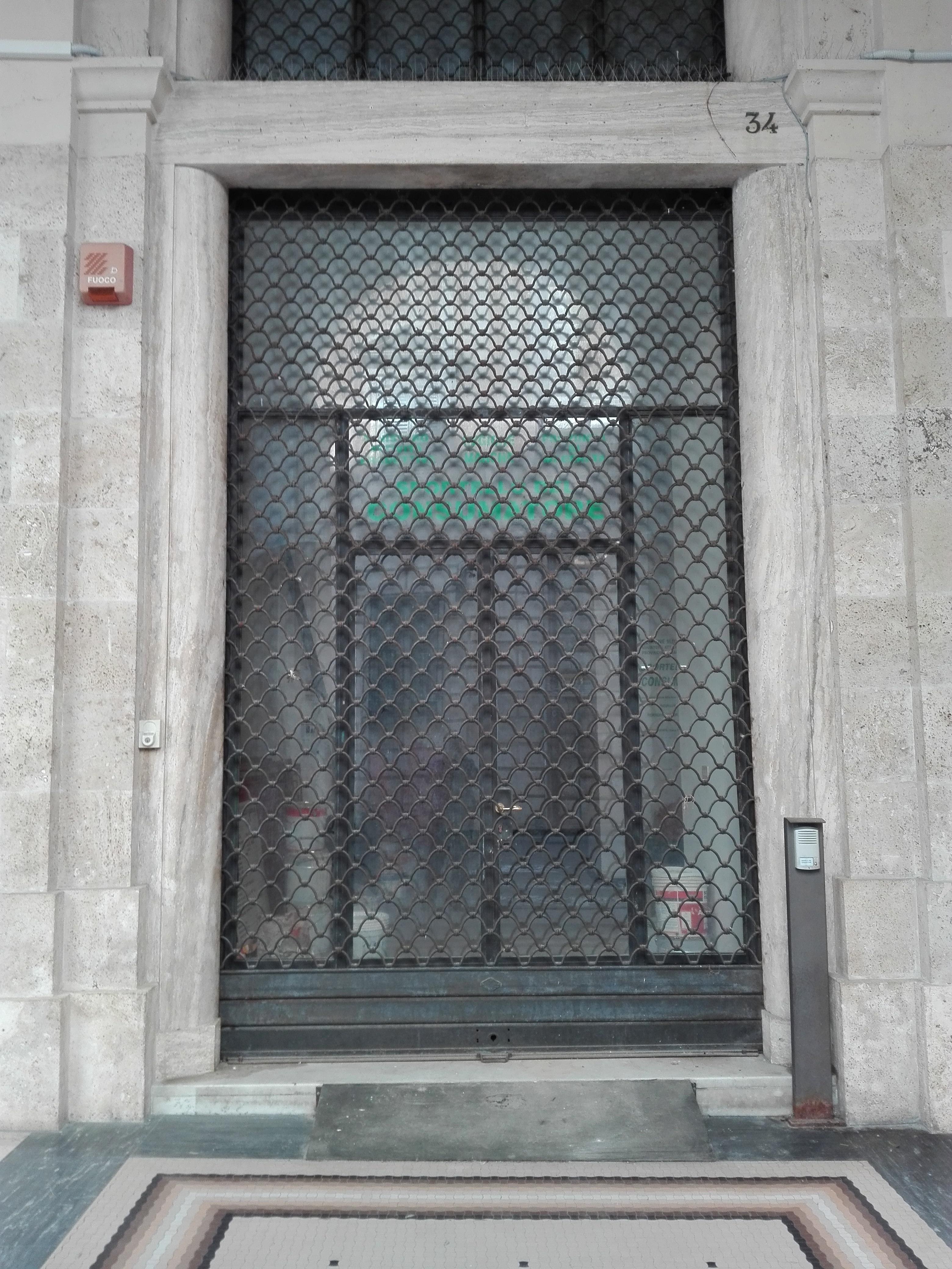 Il file sia apre su una finestra esterna