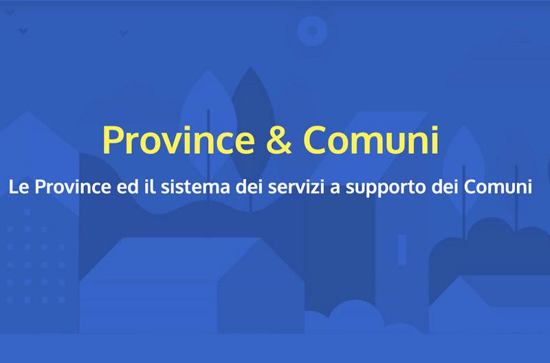 Province & Comuni