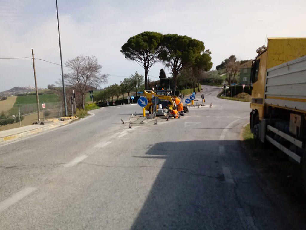 La Provincia rifà parte del manto stradale della Potentina